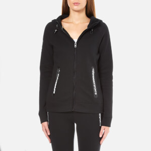 Superdry Women's Gym Tech Zip Hoody - Black