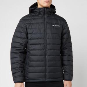 Columbia Men's Powder Lite Hooded Jacket - Black