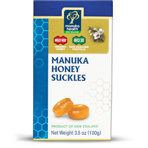 Propolis and MGO 400+ Manuka Honey Suckles - 100g