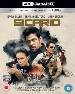 Sicario - 4K Ultra HD