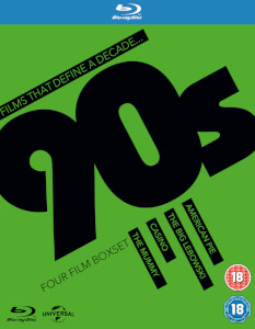 Films That Define A Decade Boxset - 90's
