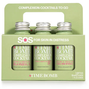 Time Bomb Complexion Cocktails Zestaw 3 x 30 ml