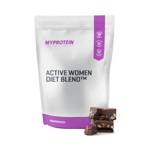 Active Woman Diet Blend - Chocolate Fudge Brownie - 1.1lb (USA)