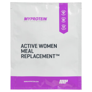 Active Woman Meal Replacement™ - Substituto de Refeição (Amostra)