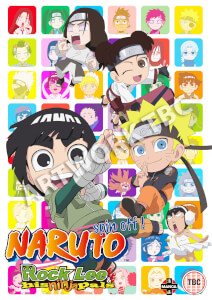 Naruto: Rock Lee and His Ninja Pals - Collection 1