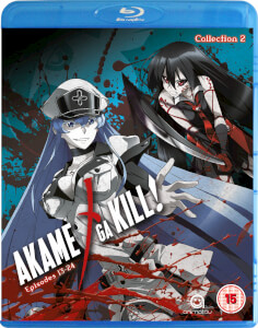 Akame Ga Kill - Collection 2
