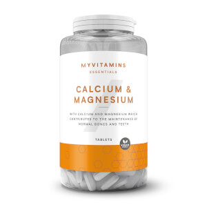 Myvitamins Calcium & Magnesium Tablets