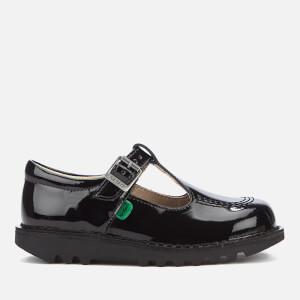 Chaussures Enfants Kick T Kickers -Noir