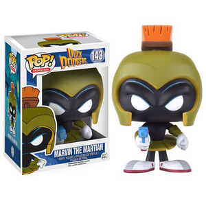 Duck Dodgers Marvin Martian Pop! Vinyl Figure