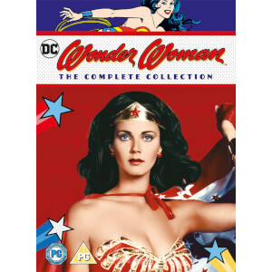 Wonder Woman Boxset