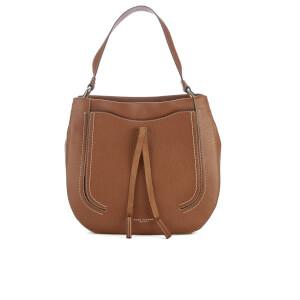 Marc Jacobs Women's Maverick Hobo Bag - Cognac