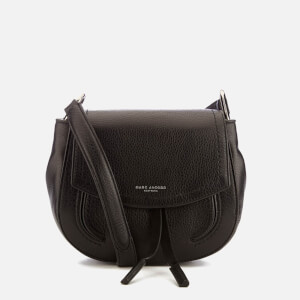 Marc Jacobs Women's Maverick Mini Shoulder Bag - Black