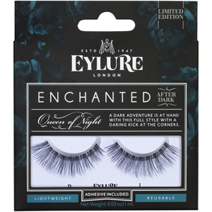 Eylure Enchanted After Dark False Eyelashes – Queen of Night