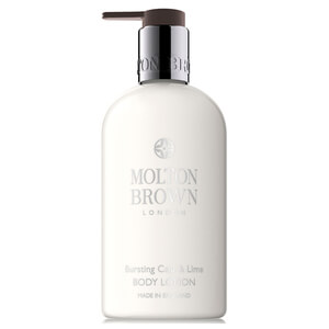 Loción corporal Bursting Caju & Lime de Molton Brown 300 ml