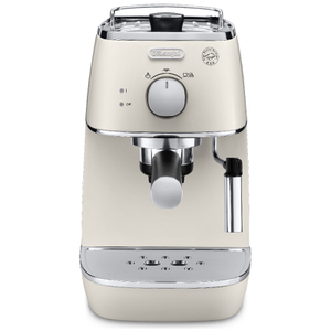 De'Longhi ECI341.W Distinta Espresso Machine - Matt White