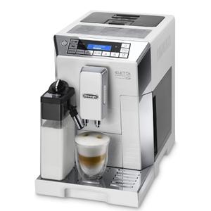 De'Longhi ECAM45.760.W Bean to Cup Espresso Cappuccino Maker - White