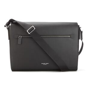 Michael Kors Men's Harrison Large Messenger Bag - Black