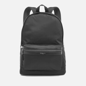 Michael Kors Men's Kent Backpack - Black