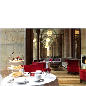 Afternoon Tea for Two at 5* Radisson Manchester
