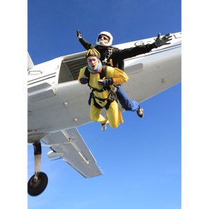 Introductory Tandem Skydive in Wales