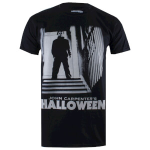 Halloween Men's Myers T-Shirt - Black