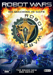 Robot Wars - The Brand New BBC 2 Series 2016