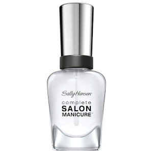 Sally Hansen Complete Salon Manicure 3.0 Keratin Strong Nail Polish - Cleard for Takeoff 14.7ml