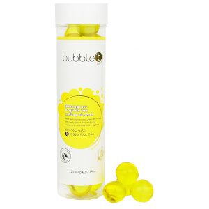 Bubble T Bath & Body - Bath Pearls 25 x 4g (Lemongrass & Green Tea)
