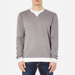 HUGO Men's Dexcalibur Crew Neck Sweatshirt - Medium Grey
