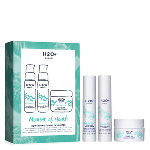 H2O+ Beauty Moment of Youth Infinity+ Mini Favourites