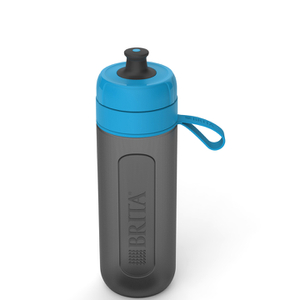 BRITA Fill & Go Active Water Bottle - Blue (0.6L)