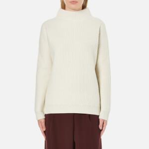 Diane von Furstenberg Women's Jayleen Turtleneck Sweatshirt - Ivory