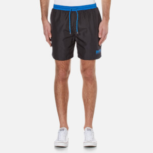 BOSS Hugo Boss Men's Starfish Swim Shorts - Black