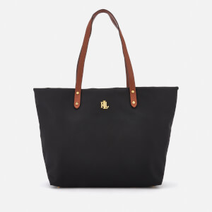 Lauren Ralph Lauren Women's Bainbridge Tote Bag - Black