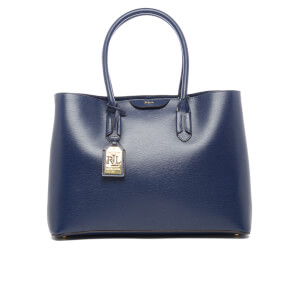 Lauren Ralph Lauren Women's Tate City Tote Bag - Navy