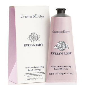 Creme de Mãos Evelyn Rose Hand Therapy da Crabtree & Evelyn 100 g