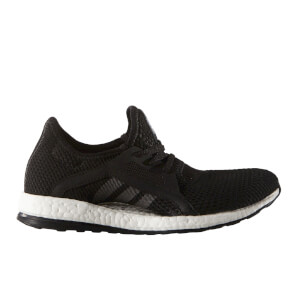 adidas Women's Pure Boost X Running Shoes - Black