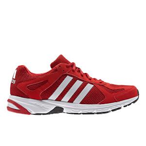 adidas Men's Duramo 55 Running Shoes - Red/White