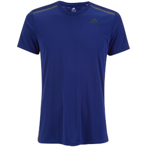 adidas Men's Cool 365 Training T-Shirt - Blue