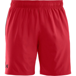 Under Armour Men's Mirage 8 Inch Shorts - Red/Black