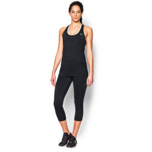 Under Armour Women's Tech Tank Top - Black