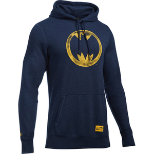 Under Armour Men's Retro Batman Triblend Hoody - Navy