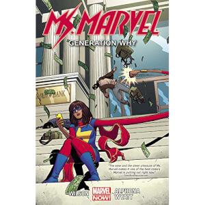 Ms. Marvel: Generation Why - Volume 2 Graphic Novel