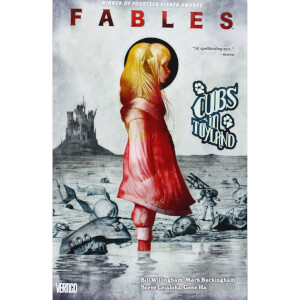 Fables: Cubs in Toyland - Volume 18 Graphic Novel