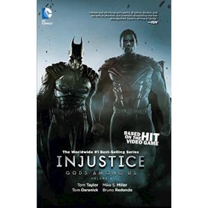 Injustice: Gods Among Us - Volume 2 Graphic Novel