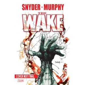 DC Comics – Wake (roman graphique)