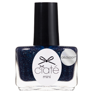 Ciaté London Gelology Mini Nail Varnish - Midnight in Paris 5 ml
