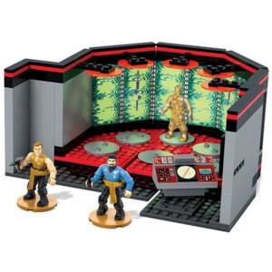 Mega Bloks Star Trek: The Original Series Transporter Room Playset