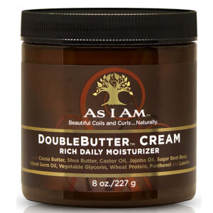 As I Am DoubleButter Daily Moisturiser Cream 227g