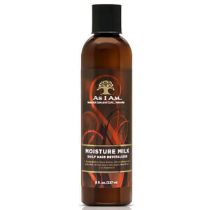 Revitalizador de Cabelo Moisture Milk da As I Am 237 ml